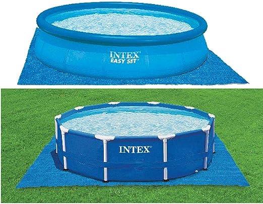 Intex 28048 - Tapiz 472 cm para piscinas de: 244, 305, 366 y 457 cm: Amazon.es: Jardín