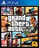 Grand Theft Auto V (GTA V) - PlayStation 4 [Edizione: Francia]