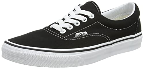 Unisex Adults Era Classic Canvas Low-Top Trainers Vans sLznxio0W0