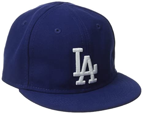 69cbfc2e Amazon.com : MLB Los Angeles Dodgers Game My 1st 59Fifty Infant Cap ...