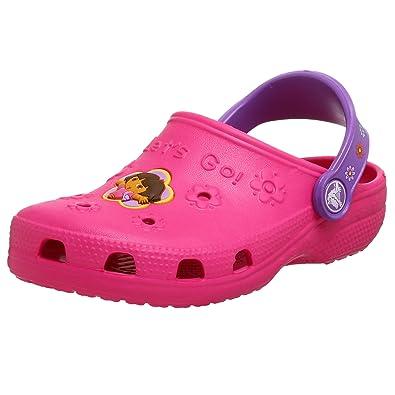 1fae81532 Crocs Toddler Little Kid Dora Flower Sandal