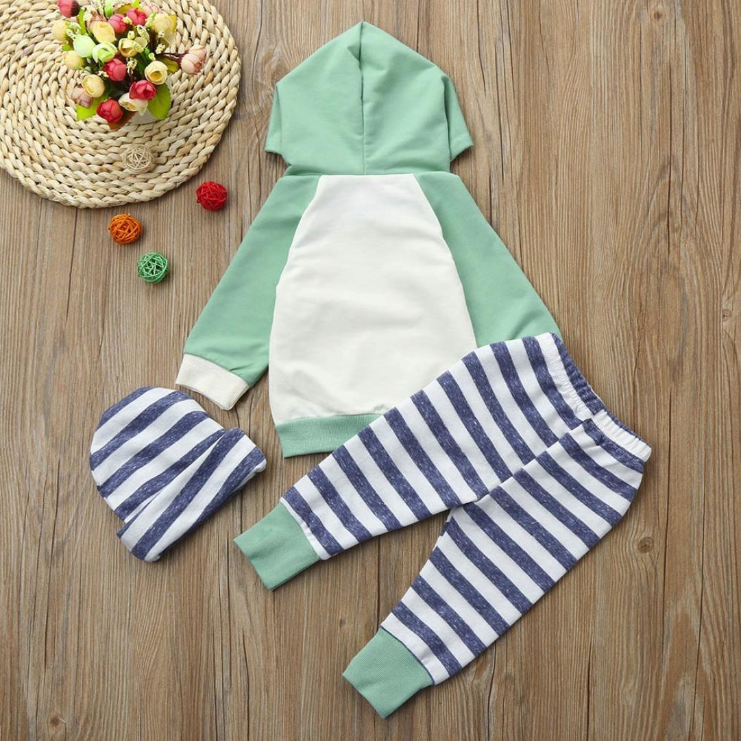 K-youth® Ropa Bebe Recien Nacidos Otoño Niña Invierno Sudaderas con Capucha Pantalones Conjunto: Amazon.es: Ropa y accesorios