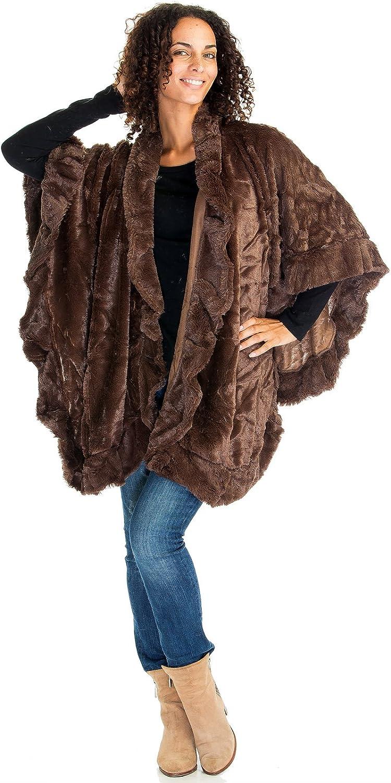 Women's Winter Faux Fur...
