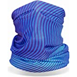VOCALOL Summer UV Protection Elastic Balaclava Face Covering,Cooling Face Scarf Dust Cover Reusable Headwear Sports…