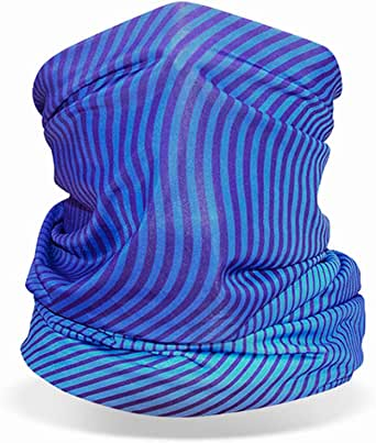 VOCALOL Summer UV Protection Elastic Balaclava Face Covering,Cooling Face Scarf Dust Cover Reusable Headwear Sports-Headbands Neck Gaiter for Adult, Kids for Sport,Outdoor,Fishing,Cycling