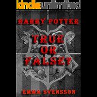TRUE OR FALSE? Harry Potter Quiz