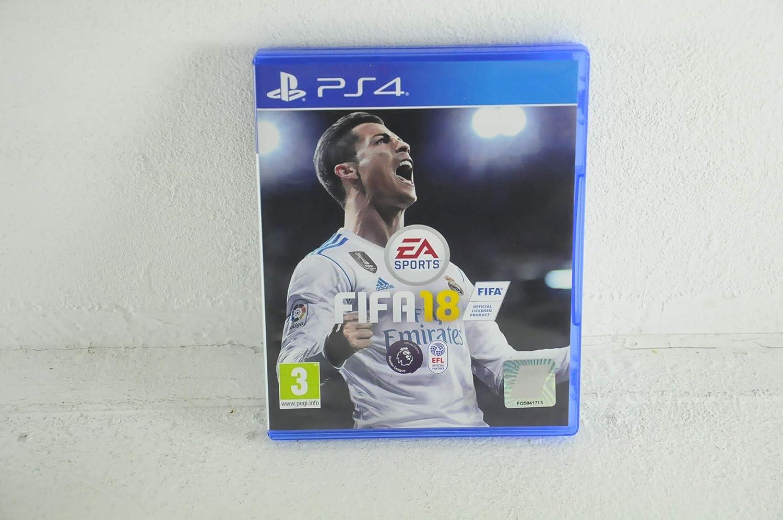 Sony JUEGO PS4 FIFA 18: Amazon.es: Electrónica