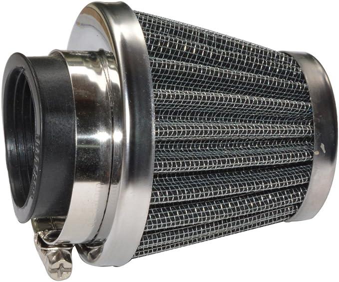 Baitaihem Pack of 2 Motorcycle POD Air Filter Dirt Pocket Bike ATV Pit Bike 35 38 39 40 42 46 48 50 52 54mm 4350325115 38//39//40mm