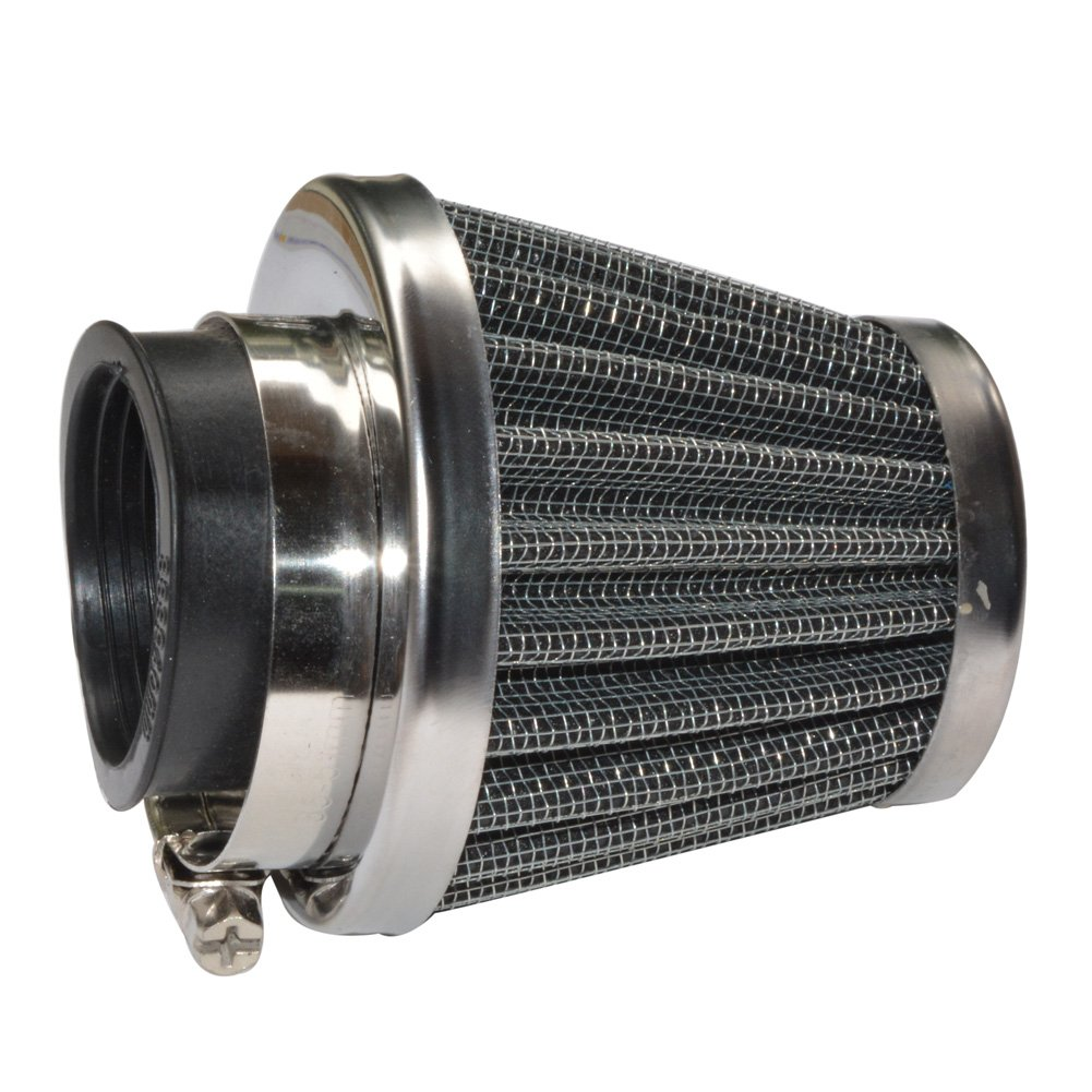 54mm Baitaihem Pack of 2 Motorcycle POD Air Filter Dirt Pocket Bike ATV Pit Bike 35 38 39 40 42 46 48 50 52 54mm