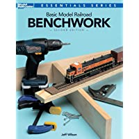 Basic Model Railroad Benchwork, 2nd Edition