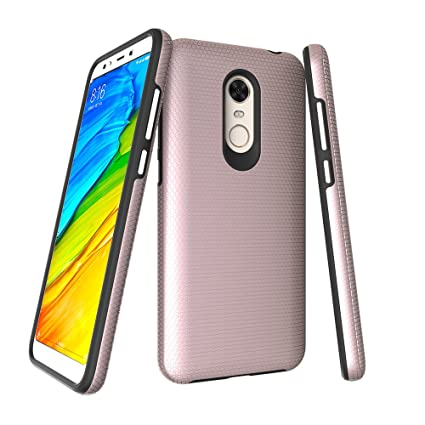 premium selection 6cee9 f50ac Amazon.com: TOTOOSE Xiaomi Redmi Note 5 Redmi 5 Plus Case Anti ...