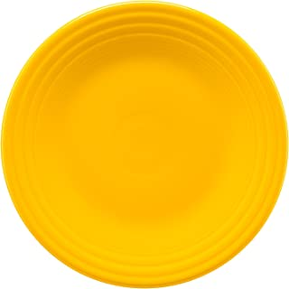 "product image for Homer Laughlin Fiesta 9"" Luncheon Plate, Daffodil"