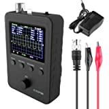 ETEPON Digital Oscilloscope Kit with BNC-Clip Cable Probe (Assembled Finished Machine) EM001