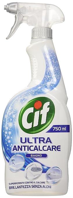 2 opinioni per Cif Power Cream Bagno Ml.750
