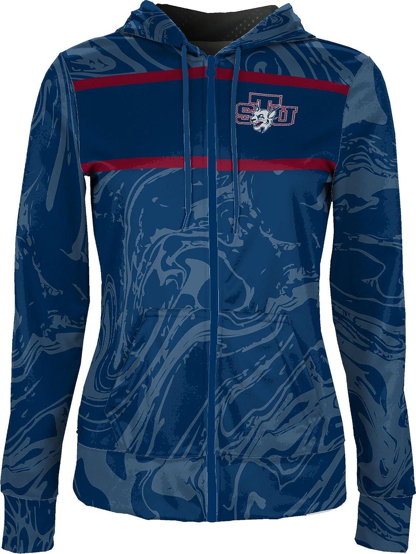 FL School Spirit Sweatshirt St Thomas University Gameday Girls Zipper Hoodie