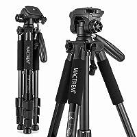 Mactrem PT55 Travel Camera Tripod Aluminum for DSLR Deals