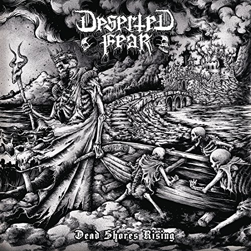 Deserted Fear-Dead Shores Rising-CD-FLAC-2017-CATARACT Download