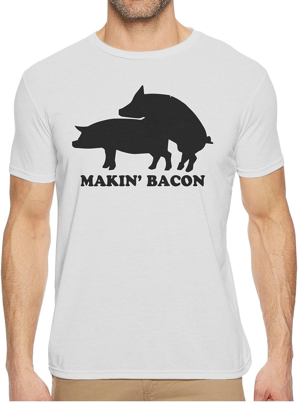 making bacon t shirt