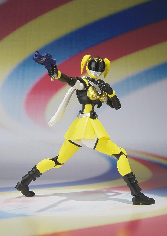 Akiba Yellow Season Tu Ver. Bandai S.H Figuarts