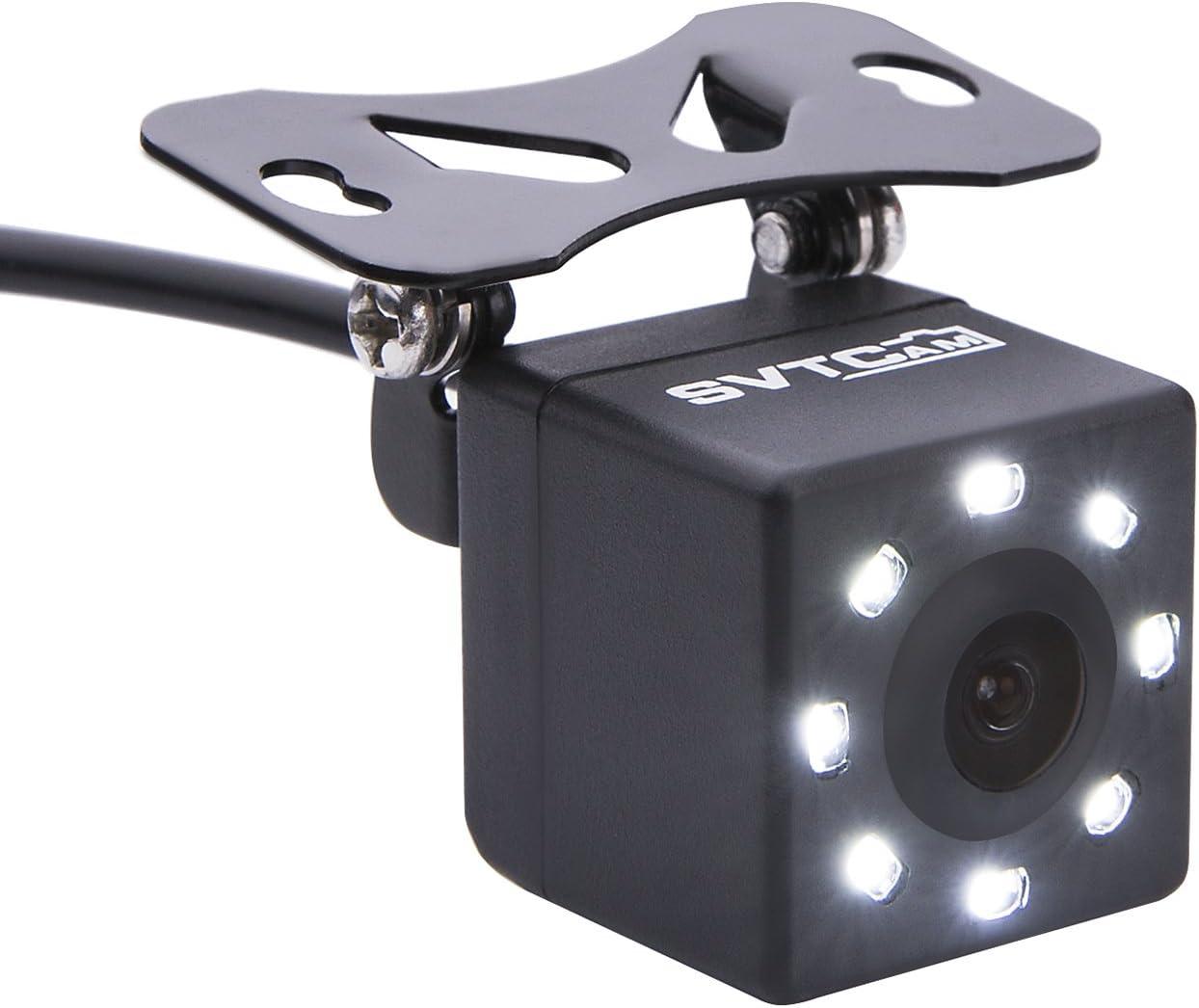 LED Backup Camera, Waterproof High Definition 170 Degree Viewing Angle Rear View Camera