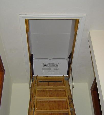 & R-50 22 in. x 54 in. Attic Stair Cover - - Amazon.com