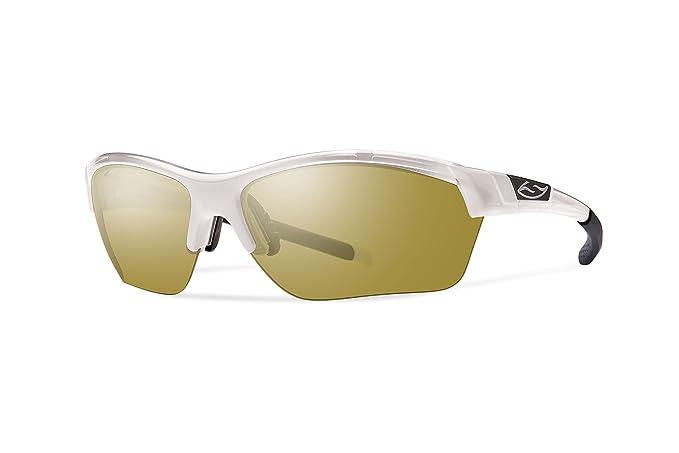 138d492c291e Amazon.com  Smith Optics Approach Max Sunglass with Bronze Mirror Carbonic  Lenses