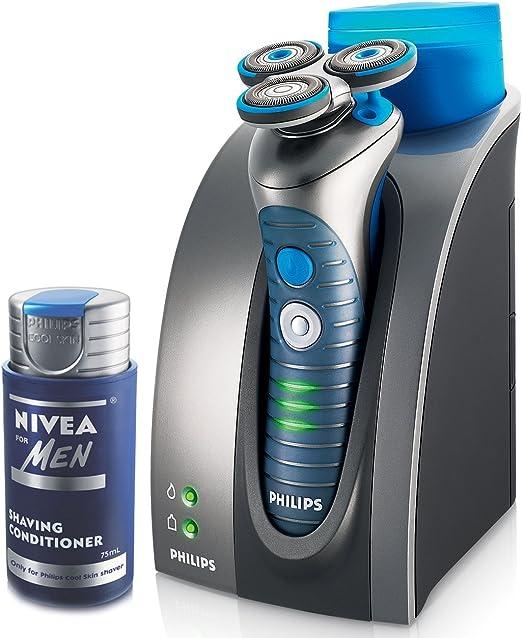 Philips HS8060 Máquina de afeitar de rotación Recortadora Azul ...