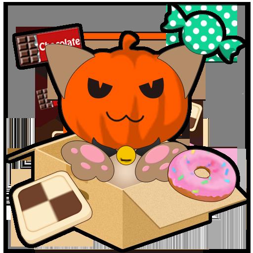 Cat Halloween ()