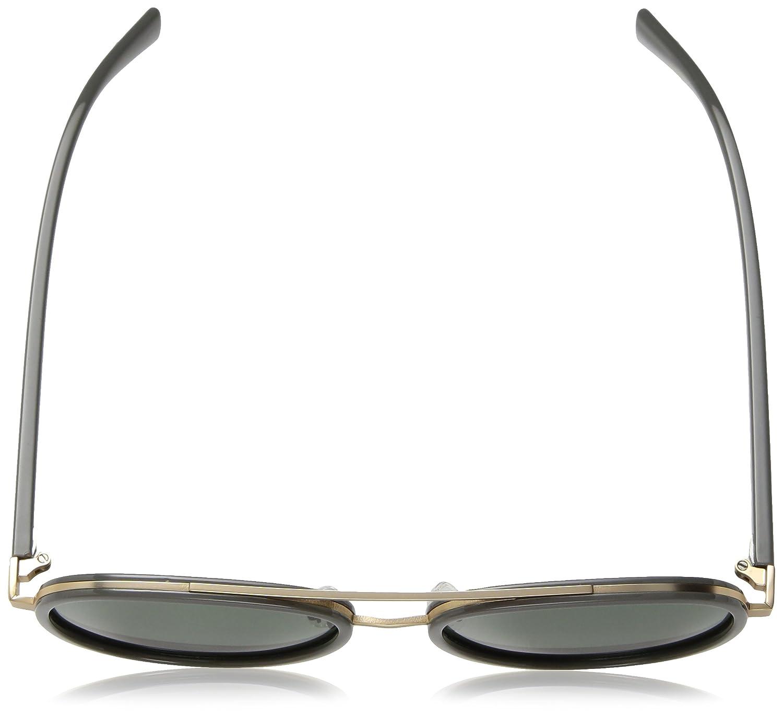 Amazon.com: Nautica n4627sp polarizado Aviator anteojos de ...