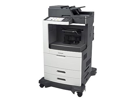 Amazon.com: Lexmark MX810dfe – B/W multifunción (Fax ...