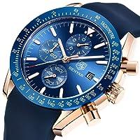 Orologio cronografo da uomo lusso impermeabile - Orologio da uomo
