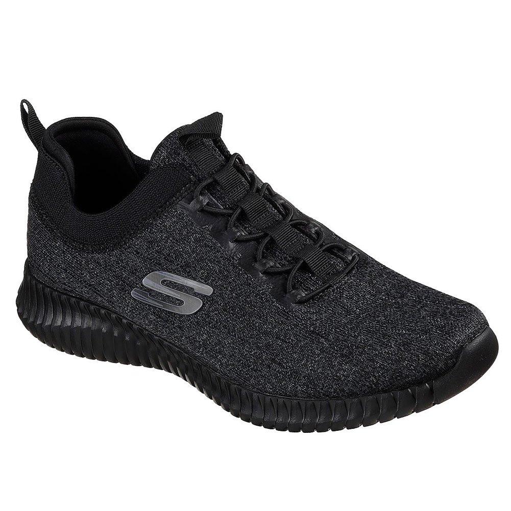 Skechers Men's Elite Flex Hartnell Low Top Turnschuhe schuhe schwarz