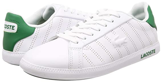 Graduate 42 Lacoste 0 Damen Uk EuSport 8 Sneaker nPX08ZwkNO