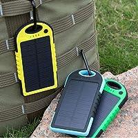 Güneş Enerjili Solar Powerbank 8000 Mah