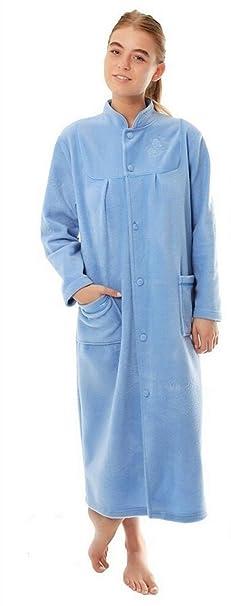 603d63f4e6 Ladies Fleece Dressing Gown
