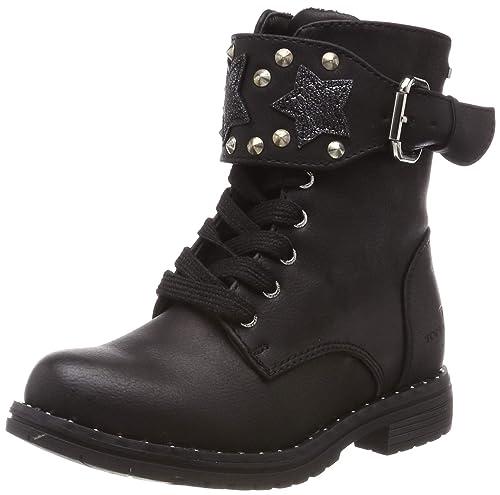 Tom Tailor 5871504, Botines para Niñas: Amazon.es: Zapatos y complementos