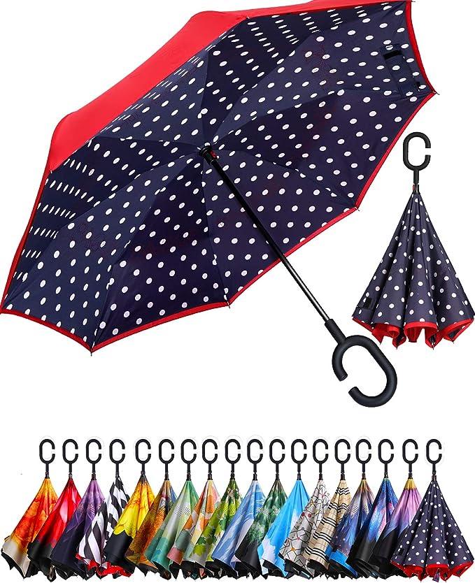 Upside Down Reverse Umbrella Carry Bag Dust Protective Cover Storage BaRKOV