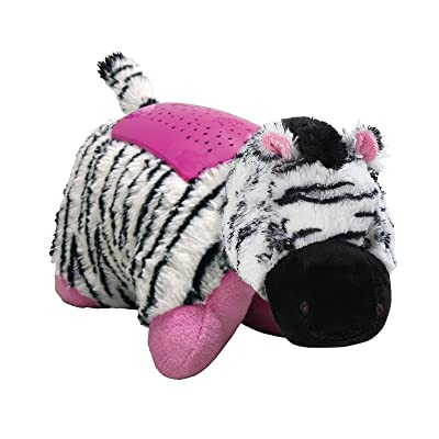 "As Seen On TV Pillow Pets Dream Lites - Zippity Zebra 11"": Home & Kitchen"