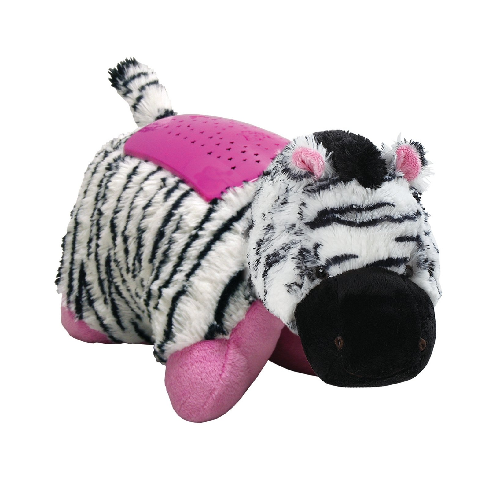 As Seen On TV Pillow Pets Dream Lites - Zippity Zebra