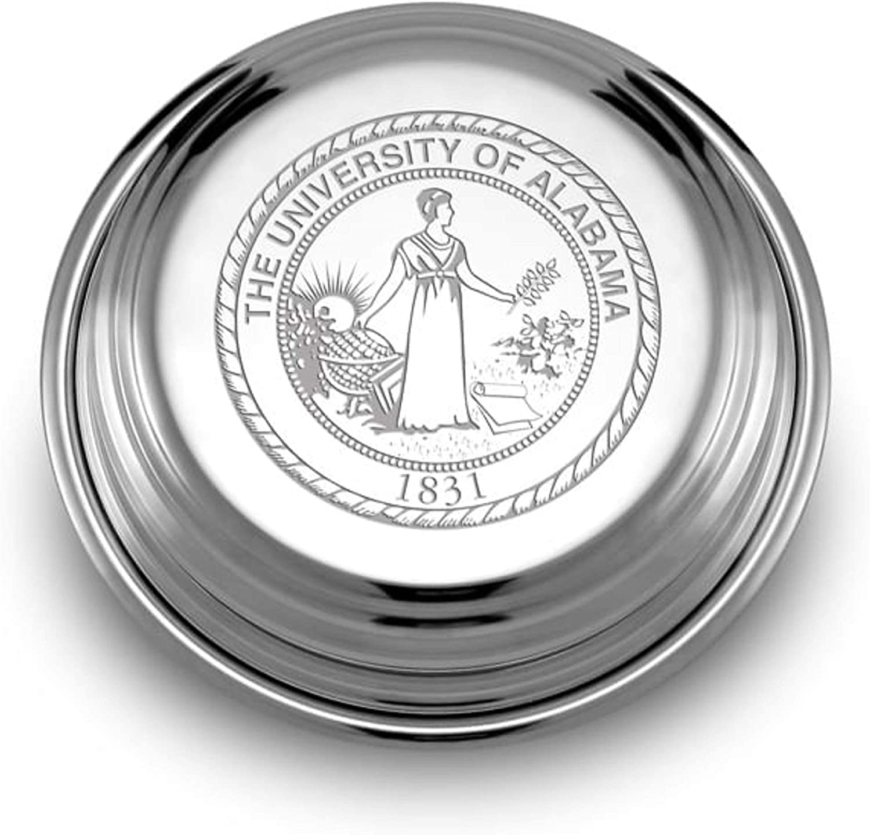 LA HART NCAA Unisex-Adult Pewter Desk Accessories M