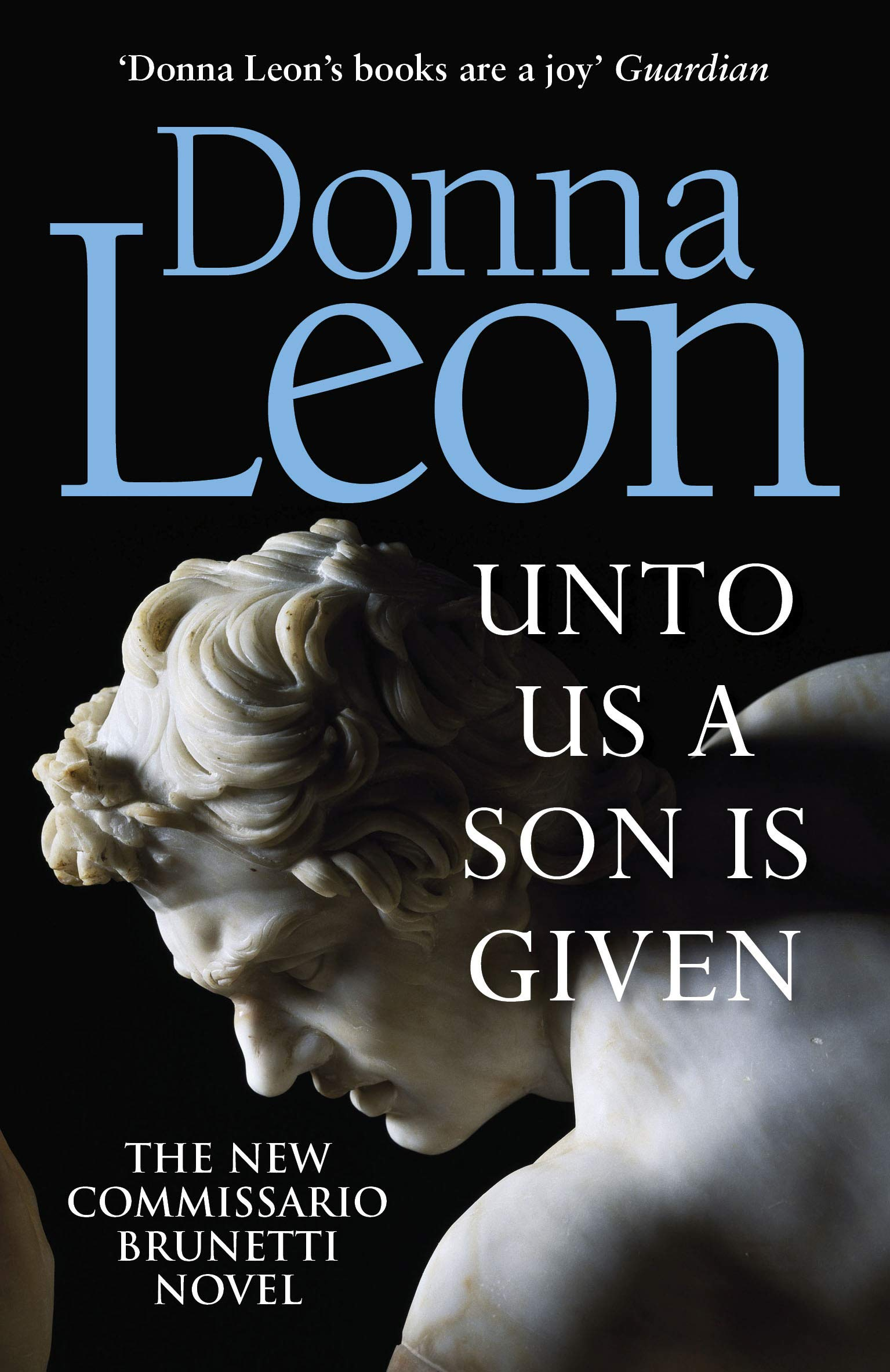 Unto Us A Son Is Given  Shortlisted For The Gold Dagger