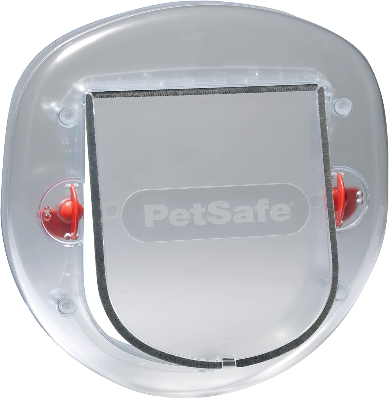 Petsafe Staywell Mascotas Tapa, para Gatos Grandes o pequeños Perros
