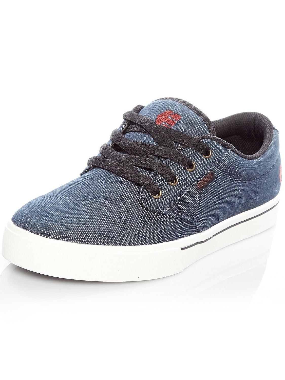 Etnies Men's Jameson 2 Eco Skateboarding Shoe 10 D(M) US|Grey/Light Grey/Red