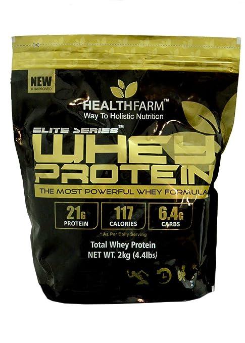 holistic protein vanilj