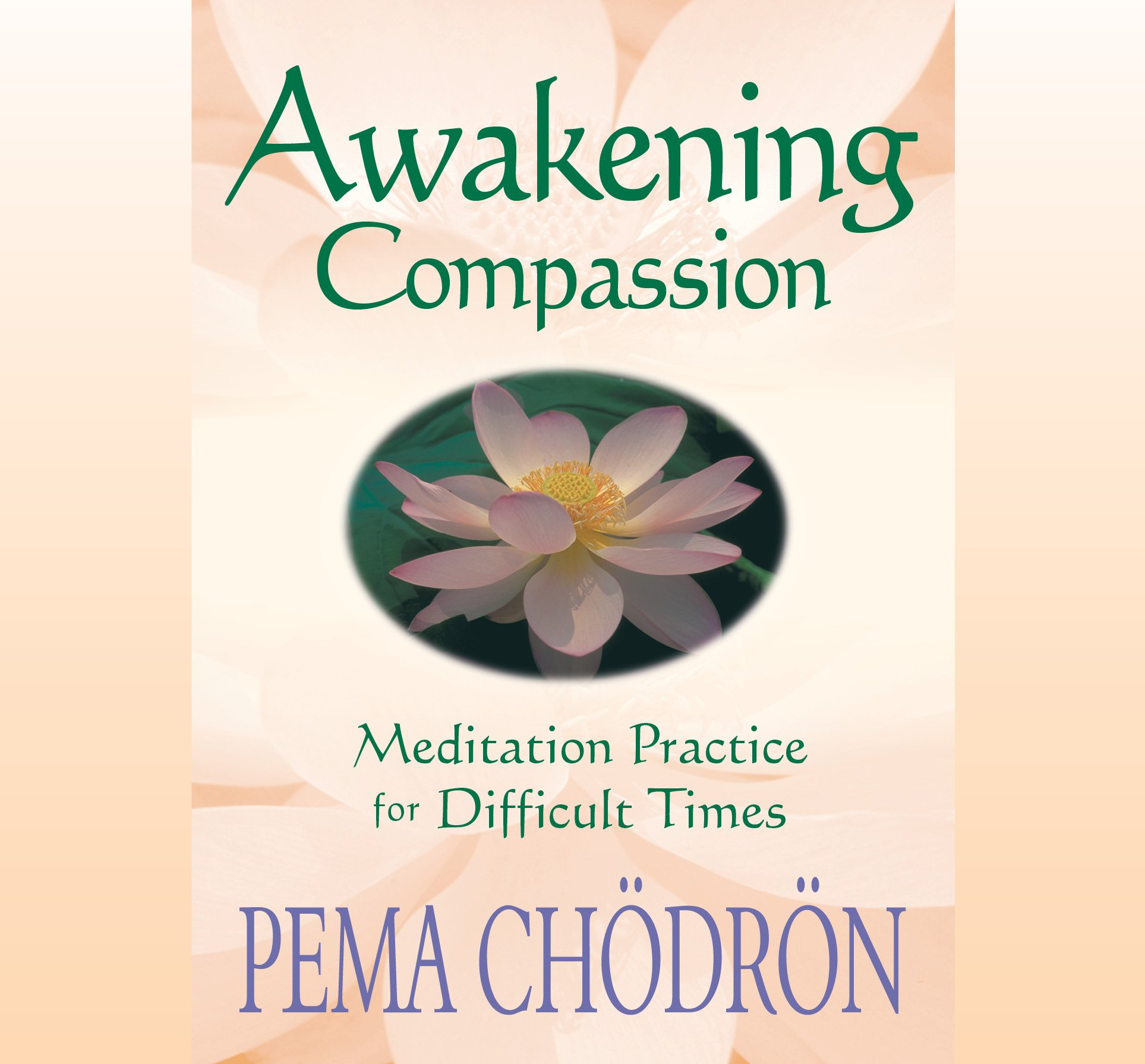 Awakening Compassion: Meditation Practice for Difficult Times by Brand: Sounds True, Incorporated