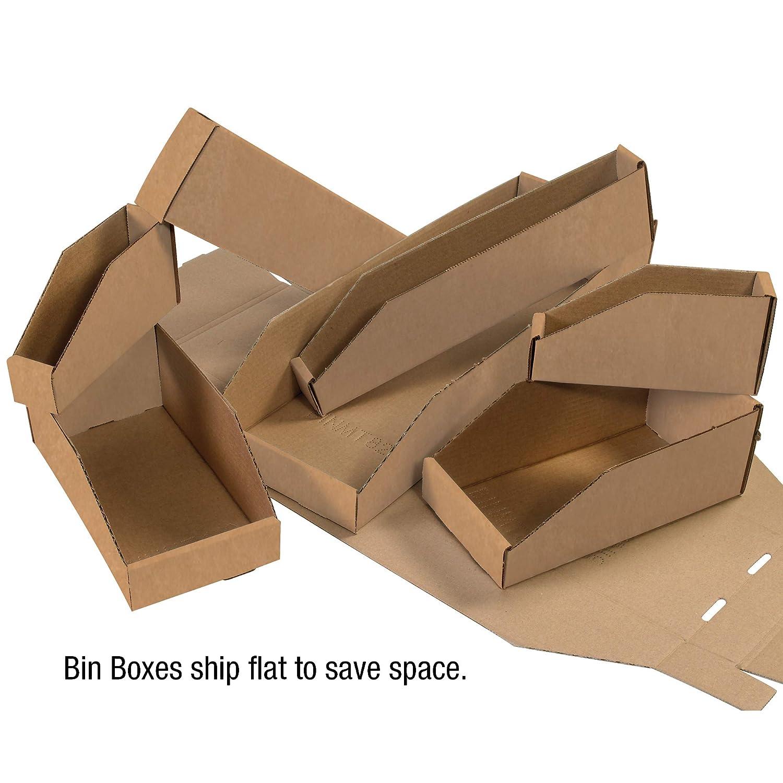 "1 10x6x4 /""EcoSwift/"" Brand Cardboard Box Packing Mailing Shipping Corrugated"
