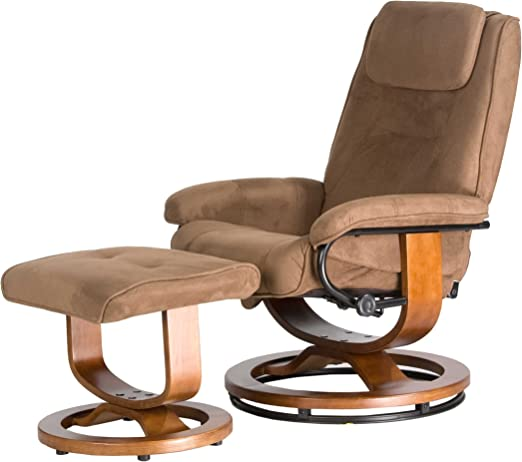 Deluxe Leisure Recliner Chair with 8 Motor Massage