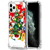 DISNEY COLLECTION Phone Case Disney Christmas Compatible for iPhone 11 Pro Max (2019) (6.5inch)