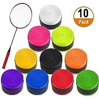Cinta de Agarre de Tenis 10PCS Raqueta