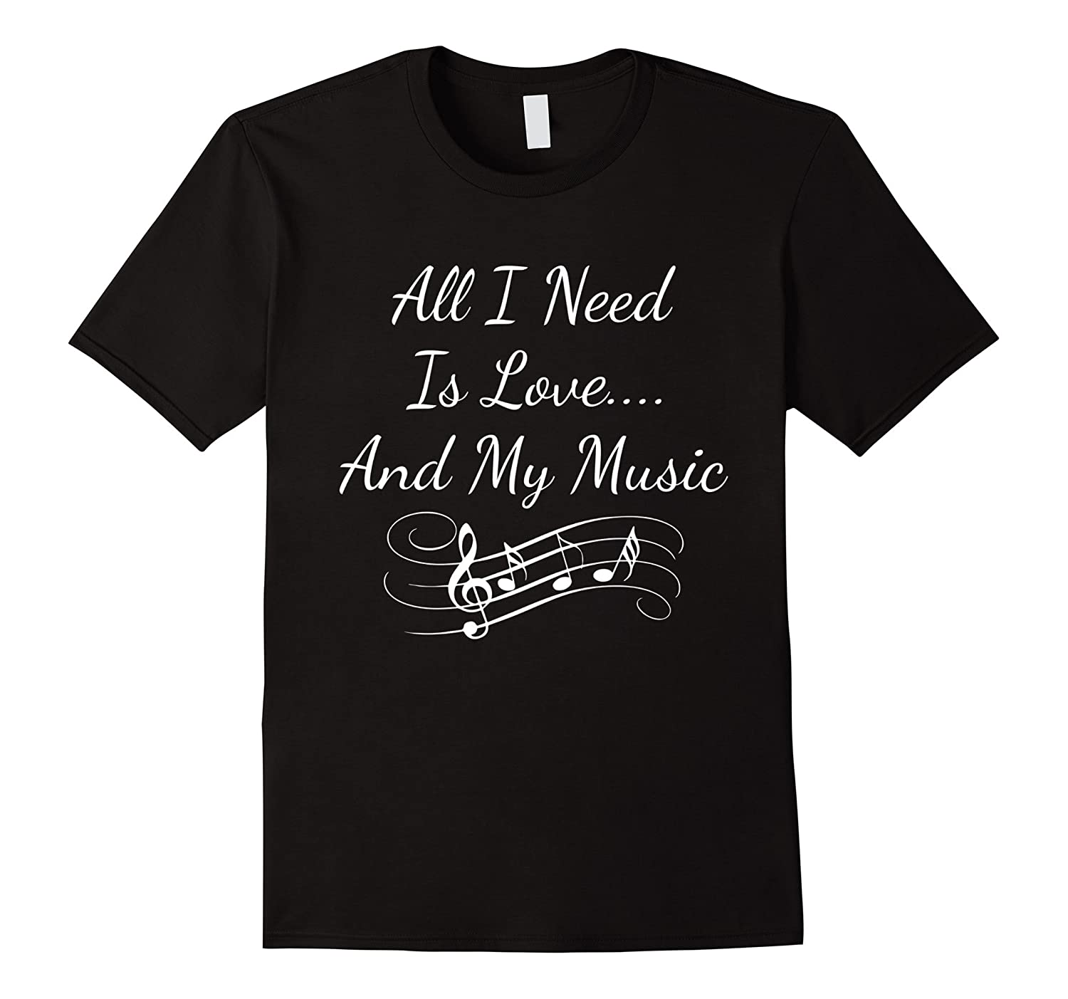 ALL I NEED IS LOVE AND MY MUSIC TO MAKE MY LIFE COMPLETE-Vaci
